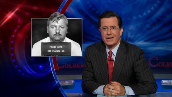 Stephen Colbert John Wayne Gacy